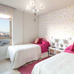 Girls Bedroom by Keinzo Interiores