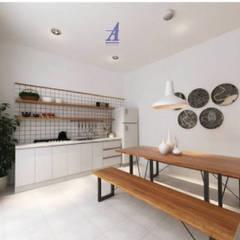 Comedores de estilo  por Asta Karya Studio