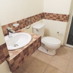 Casa Helena / DOOR arquitectos: Baños de estilo  por DOOR arquitectos