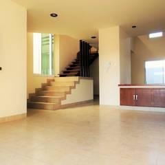 Casa Helena / DOOR arquitectos: Comedores de estilo minimalista por DOOR arquitectos