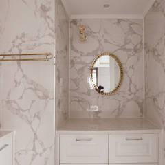 classic Bathroom by 디자인 아버