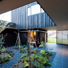 Garden by Takeru Shoji Architects.Co.,Ltd