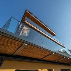 HAUS IN WEIDLING Moderne Häuser von AL ARCHITEKT - in Wien Modern