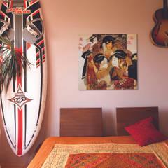 : Dormitorios de estilo  de KSENIA BATRAK  f i n e  i n t e r i o r s