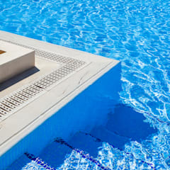 Hotel Gran Playa de Palma: Hoteles de estilo  de Cerámica Mayor
