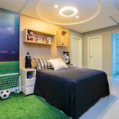 Boys Bedroom by RI Arquitetura