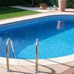 Jet Havuz Sauna  – Prefabrik yüzme havuzu sistemleri :  tarz Havuz