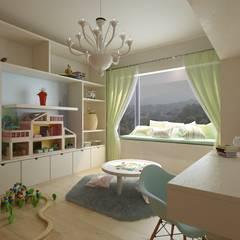 Nursery/kid's room by Soma & Croma