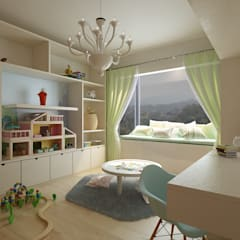 Phòng trẻ em by Soma & Croma