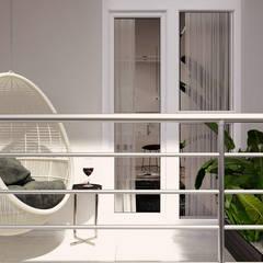 UI016: Tерраса в . Автор – U-Style design studio