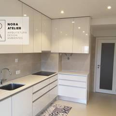 minimalistic Kitchen by Nora Atelier