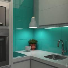Built-in kitchens by Estudio Equilibrio