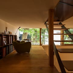Floors by Takeru Shoji Architects.Co.,Ltd