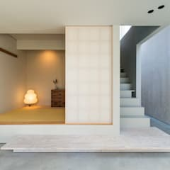 GO-BANG! house: Takeru Shoji Architects.Co.,Ltdが手掛けた和室です。