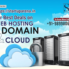 Domain Registration Web Hosting Services and Cloud Hosting in India:  Commercial Spaces by Startuparena