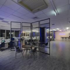 探。光與速_精誠隨想:  辦公室&店面 by 有偶設計 YOO Design