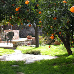 Mirasur Proyectos S.L.:  tarz Kayalı bahçe