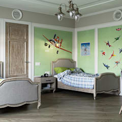 Nursery/kid's room by EJ Studio