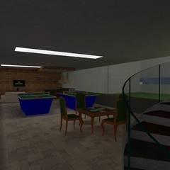 ورزشگاه by Constru-Acción