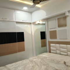 Mr Gaurao Thakare:  Dressing room by HOMEDIGILAND SERVICES PRIVATE LIMITED