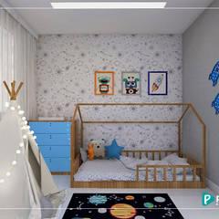 ห้องนอนเด็ก by Pinus Arquitetura