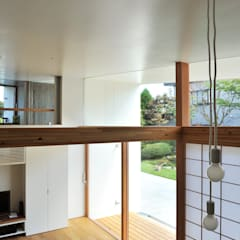 Sàn by Takeru Shoji Architects.Co.,Ltd