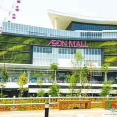 Shopping Centres by PT. Kampung Flora Cipta