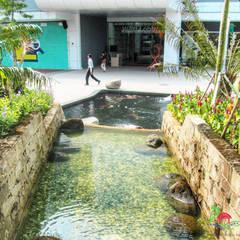 SCIENTIA SQUARE PARK, GADING SERPONG: Pusat Perbelanjaan oleh PT. Kampung Flora Cipta, Modern