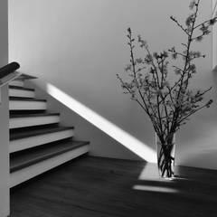 Treppe von 黃耀德建築師事務所  Adermark Design Studio