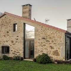Casas de campo de estilo  por Emma Sánchez Miranda Interiorismo