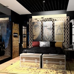 classic Bedroom by Designer Paula Daiane dos Santhos