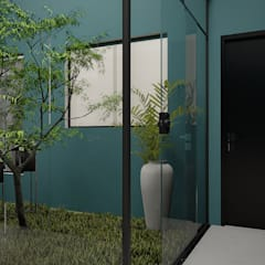 Conservatory by THACO. Arquitetura e Ambientes