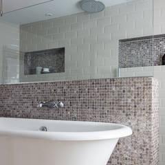 Rural Retreat:  Bathroom by Pfeiffer Design Ltd