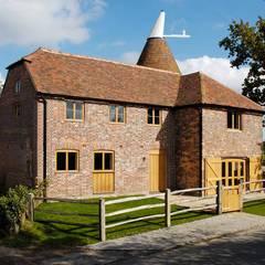 Oast House Restoration:  Houses by Pfeiffer Design Ltd