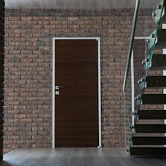 أبواب تنفيذ Архитектурная студия Чадо