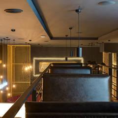 Дизайн коммерческого интерьера в индустриальном стиле: Бары и клубы в . Автор – Art-i-Chok