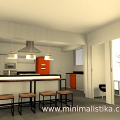 Kitchen by Minimalistika.com