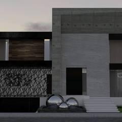 Casa GC 1920: Casas de estilo  por HC Arquitecto