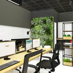 CAU/SC: Espaços comerciais  por AOI Arquitetura