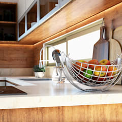 Kitchen units by AP Arquitectura