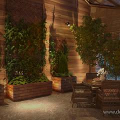 Зимний сад в доме: Зимние сады в . Автор – студия Design3F