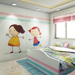 Kinderzimmer von Spaces Alive