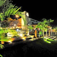 Bars & clubs by Andréa Generoso - Arquitetura e Construção