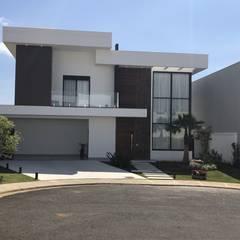 Houses by Andréa Generoso - Arquitetura e Construção