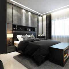 Schlafzimmer von Spaces Alive