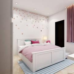 moderne Kinderzimmer von Spaces Alive