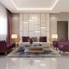 moderne Wohnzimmer von Spaces Alive