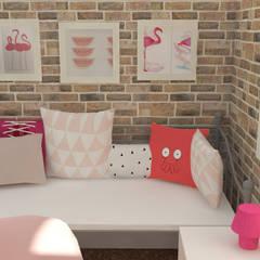 Girls Bedroom by Raum und Mensch