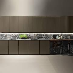 ALTEA Kitchen by Maistri:  Built-in kitchens by ALP Home