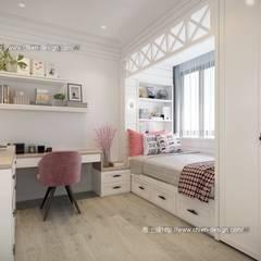 اتاق غذاخوری by 鼎士達室內裝修企劃